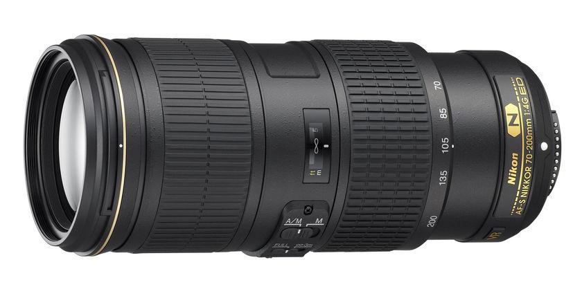 AF-S NIKKOR 70-200mm f4G ED VR